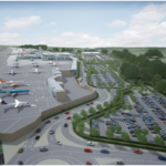 Come and see how Bristol Airport has grown