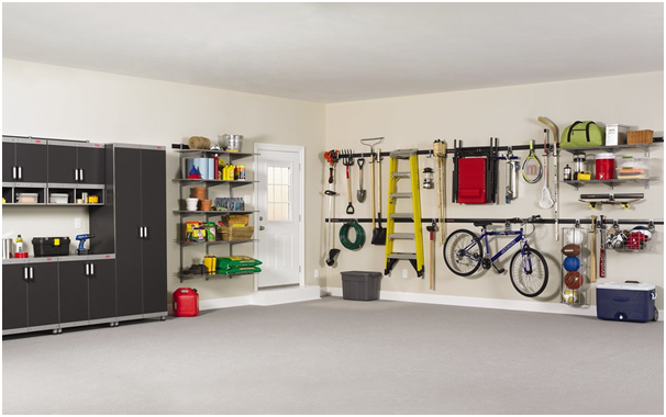 How to organisedyour garage