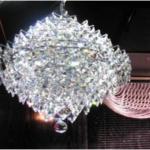 Don't drop that chandelier